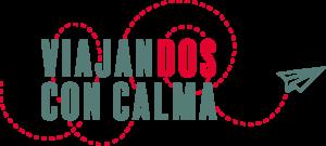 Logo ViajanDos con calma