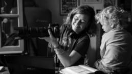 Valentina Bifulco, Fotografía, video y medios de comunicación